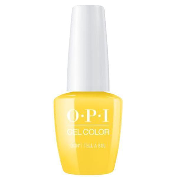 OPI GelColor Dont Tell A Sol #M85-Gel Nail Polish-Universal Nail Supplies