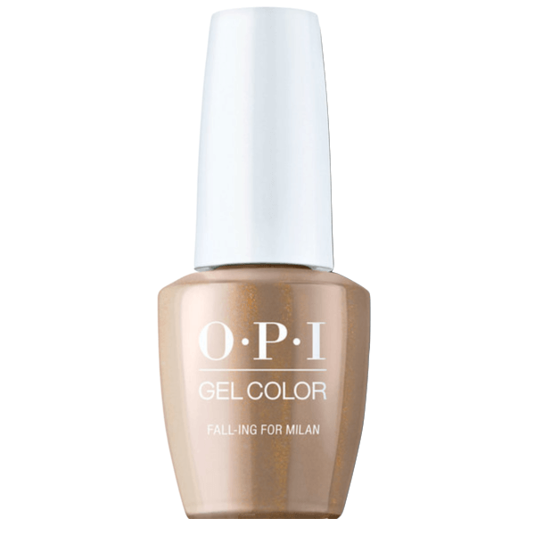 OPI GelColor Fall-ing for Milan #MI01 - Universal Nail Supplies