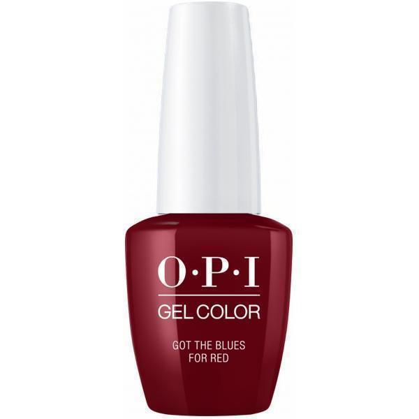 OPI GelColor Got The Blues For Red #W52-Gel Nail Polish-Universal Nail Supplies