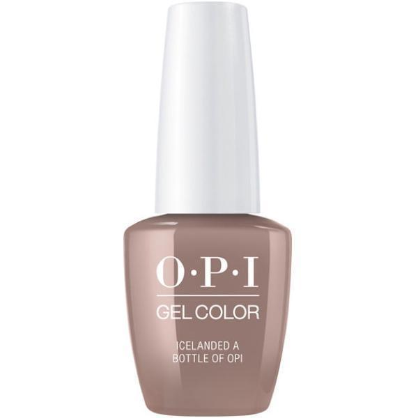 OPI GelColor Icelanded A Bottle of OPI #I53-Gel Nail Polish-Universal Nail Supplies
