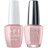 OPI GelColor + Infinite Shine Bare My Soul #SH4-Gel Nail Polish + Lacquer-Universal Nail Supplies