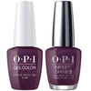 OPI GelColor + Infinite Shine Boys Be Thistle-ing At Me #U17-Gel Nail Polish + Lacquer-Universal Nail Supplies