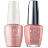 OPI GelColor + Infinite Shine Dulce De Leche #A15-Gel Nail Polish + Lacquer-Universal Nail Supplies