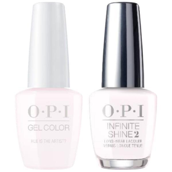 OPI GelColor + Infinite Shine Hue Is The Artist? #M94-Gel Nail Polish + Lacquer-Universal Nail Supplies