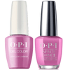 OPI GelColor + Infinite Shine Lucky Lucky Lavender #H48-Gel Nail Polish + Lacquer-Universal Nail Supplies