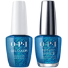 OPI GelColor + Infinite Shine Nessie Plays Hide & Sea-K #U19-Gel Nail Polish + Lacquer-Universal Nail Supplies