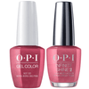 OPI GelColor + Infinite Shine Not So Bora Bora-ing Pink #S45-Gel Nail Polish + Lacquer-Universal Nail Supplies