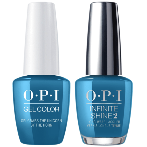 OPI GelColor + Infinite Shine OPI Grabs The Unicorn by the Horn #U20-Gel Nail Polish + Lacquer-Universal Nail Supplies