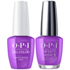 OPI GelColor + Infinite Shine Samurai Breaks A Nail #T85-Gel Nail Polish + Lacquer-Universal Nail Supplies
