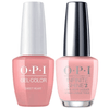 OPI GelColor + Infinite Shine Sweet Heart #S96-Gel Nail Polish + Lacquer-Universal Nail Supplies