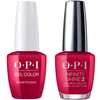 OPI GelColor Madam President #W62 + Infinite Shine #W62-Gel Nail Polish + Lacquer-Universal Nail Supplies