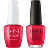 OPI GelColor + Matching Lacquer Dutch Tulips #L60-Gel Nail Polish + Lacquer-Universal Nail Supplies