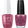 OPI GelColor + Matching Lacquer Just Lanai-ing Around #H72-Gel Nail Polish + Lacquer-Universal Nail Supplies