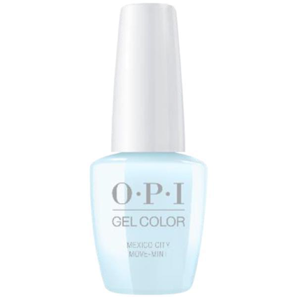 OPI GelColor Mexico City Move-Mint #M83-Gel Nail Polish-Universal Nail Supplies