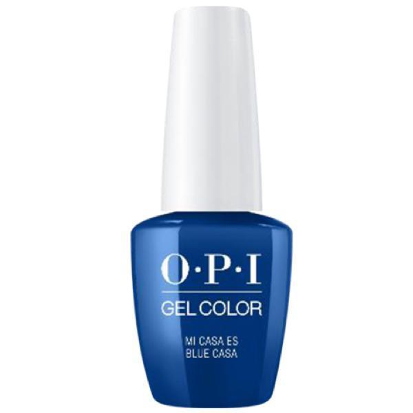 OPI GelColor Mi Casa Es Blue Casa #M92-Gel Nail Polish-Universal Nail Supplies