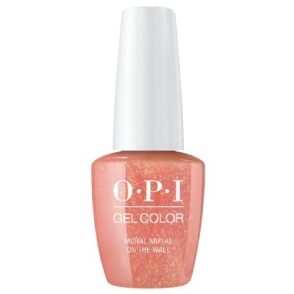 OPI GelColor Mural Mural On The Wall #M87-Gel Nail Polish-Universal Nail Supplies