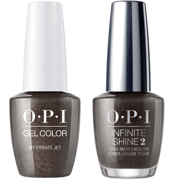 OPI GelColor My Private Jet #B59 + Infinite Shine #B59-Gel Nail Polish + Lacquer-Universal Nail Supplies