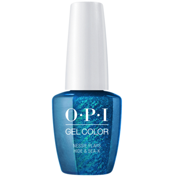 OPI GelColor Nessie Plays Hide & Sea-K #U19-Gel Nail Polish-Universal Nail Supplies