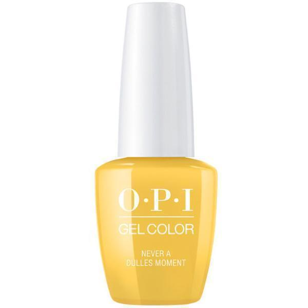 OPI GelColor Never A Dulles Moment #W56-Gel Nail Polish-Universal Nail Supplies