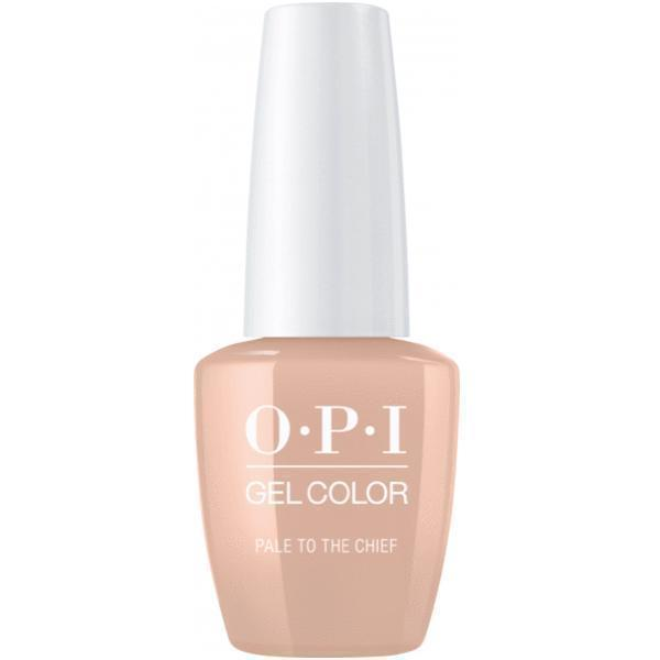 OPI GelColor Pale To The Chief #W57-Gel Nail Polish-Universal Nail Supplies