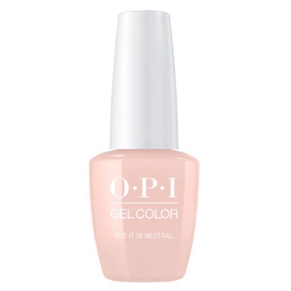 Opi GelColor Put It In Neutral #T65-Gel Nail Polish-Universal Nail Supplies