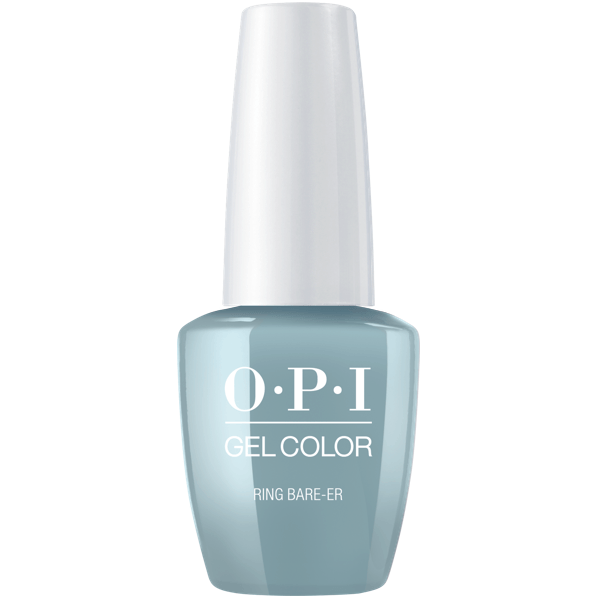 OPI GelColor Ring Bare-Er #SH6-Gel Nail Polish-Universal Nail Supplies