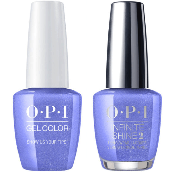 OPI GelColor Show Us Your Tips! #N62 + Infinite Shine #N62-Gel Nail Polish + Lacquer-Universal Nail Supplies