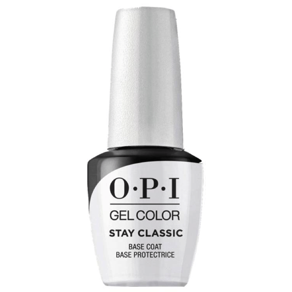 OPI GelColor Stay Classic Base Coat #GC001-Gel Nail Polish-Universal Nail Supplies