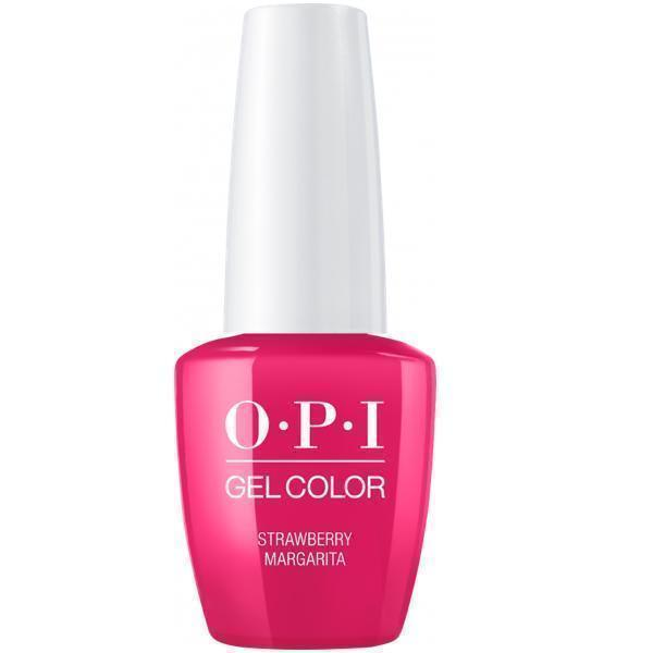 Opi Gelcolor Strawberry Margarita M23 Universal Nail Supplies