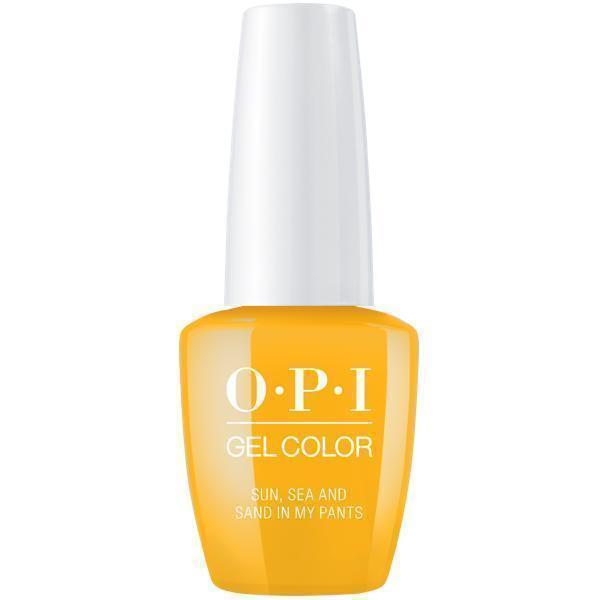 OPI GelColor Sun, Sea And Sand In My Pants #L23-Gel Nail Polish-Universal Nail Supplies