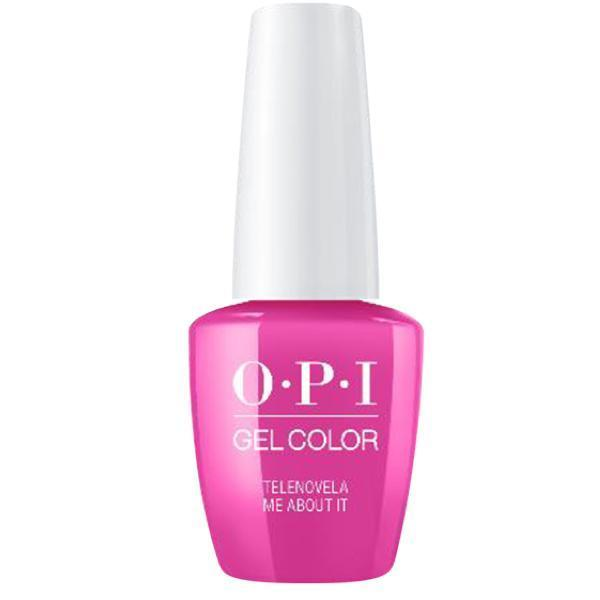 OPI GelColor Telenovela Me About It #M91-Gel Nail Polish-Universal Nail Supplies