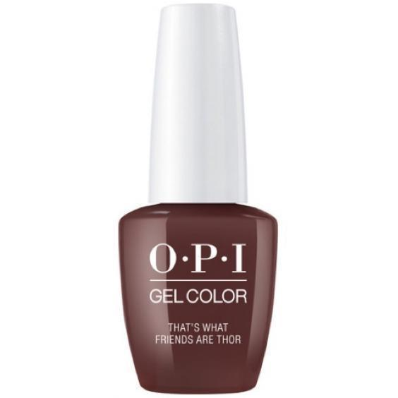 OPI GelColor That's What Friends Are Thor #I54-Gel Nail Polish-Universal Nail Supplies