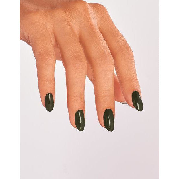 OPI GelColor Things I've Seen In Aber-Green #U15-Gel Nail Polish-Universal Nail Supplies