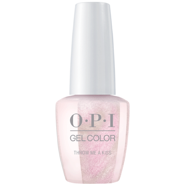 OPI GelColor Throw Me A Kiss #SH2-Gel Nail Polish-Universal Nail Supplies
