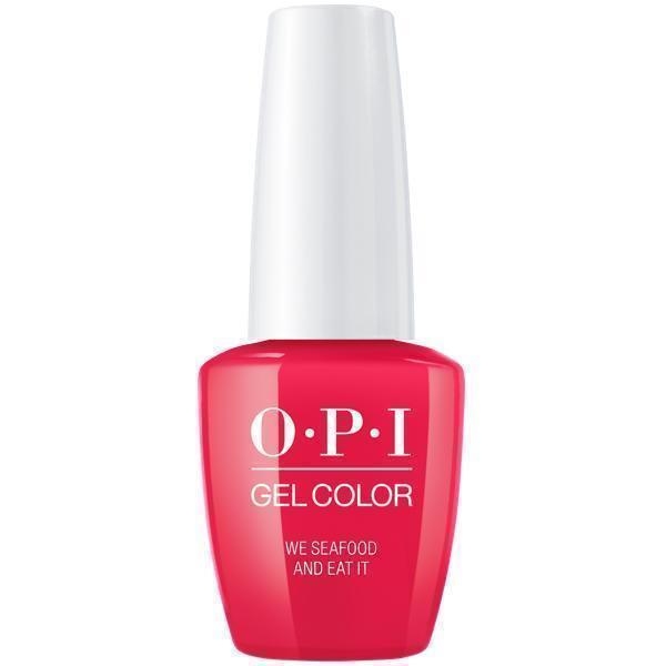 OPI GelColor We Seafood And Eat It #L20-Gel Nail Polish-Universal Nail Supplies