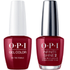 OPI GelColor We The Female #W64 + Infinite Shine #W64-Gel Nail Polish + Lacquer-Universal Nail Supplies