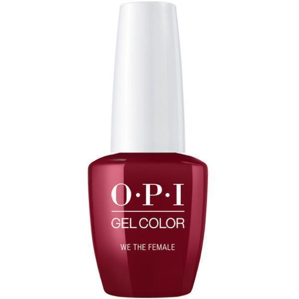 OPI GelColor We The Female #W64-Gel Nail Polish-Universal Nail Supplies
