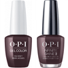 OPI GelColor You Don't Know Jacques #F15 + Infinite Shine #F15-Gel Nail Polish + Lacquer-Universal Nail Supplies