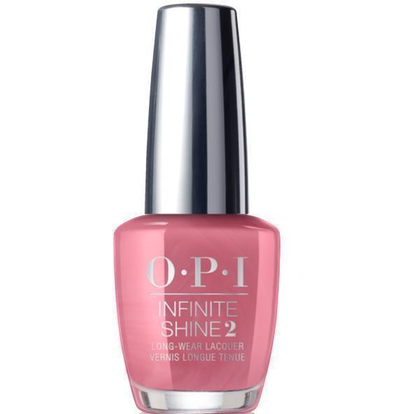 OPI Infinite Shine - Not so Bora-Bora-ing Pink ISL S45-Nail Polish-Universal Nail Supplies