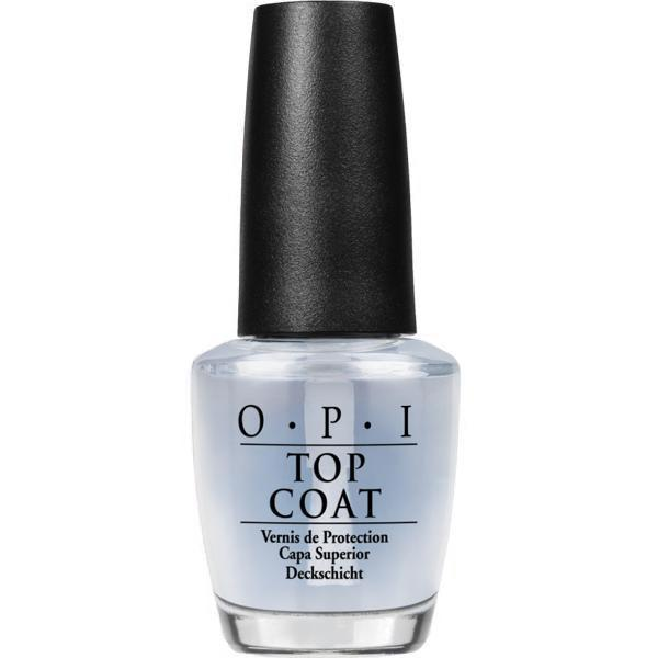 OPI Nail Lacquer Treatment - Top Coat-Nail Polish-Universal Nail Supplies