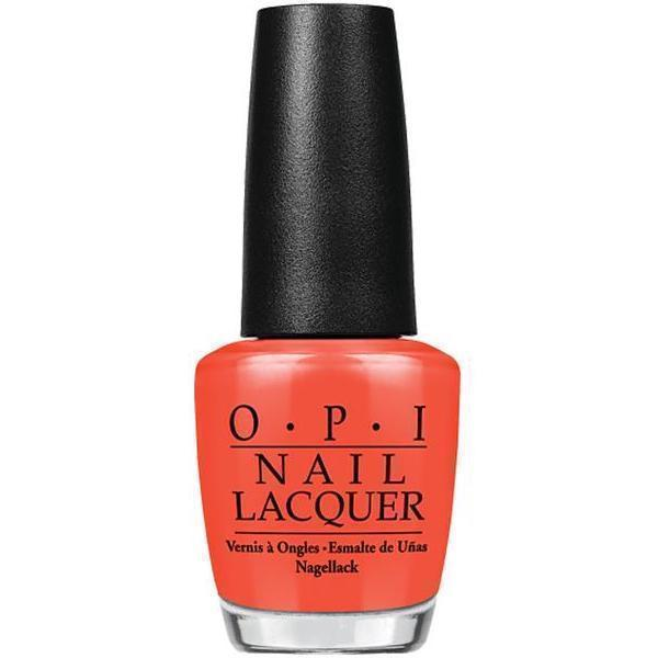 OPI Nail Lacquers - A Good Man-Darin Is Hard To Find #H47-Nail Polish-Universal Nail Supplies