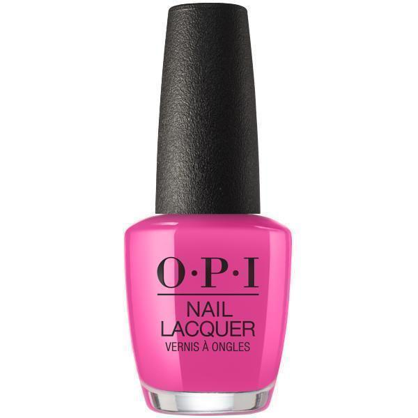 OPI Nail Lacquers - No Turning Back From Pink Street #L19-Nail Polish-Universal Nail Supplies