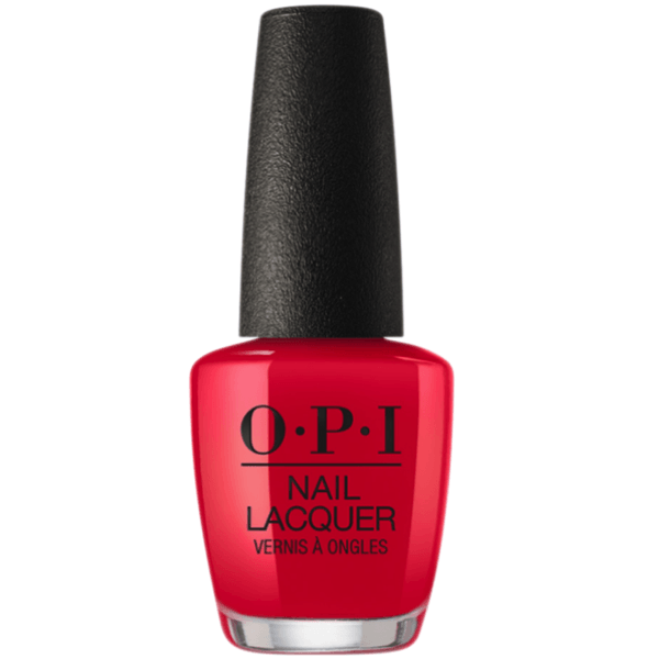 OPI Nail Lacquers - Red Heads Ahead #U13-Nail Polish-Universal Nail Supplies