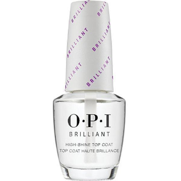 OPI Nail Treatment - Brilliant High Shine Top Coat-Nail Polish-Universal Nail Supplies
