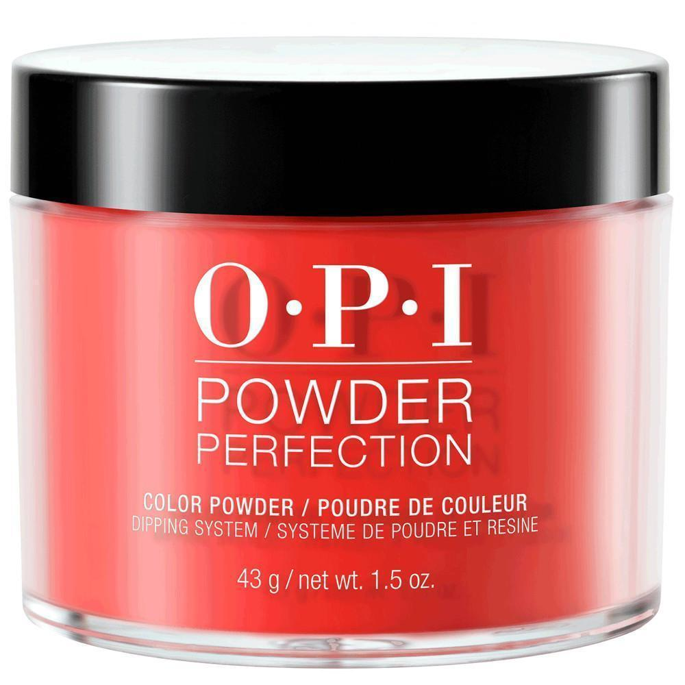 OPI Powder Perfection A Good Man-darin is Hard To Find #DPN35-Powder Nail Color-Universal Nail Supplies