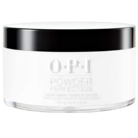 OPI Powder Perfection Alpine Snow #DPL00-Powder Nail Color-Universal Nail Supplies