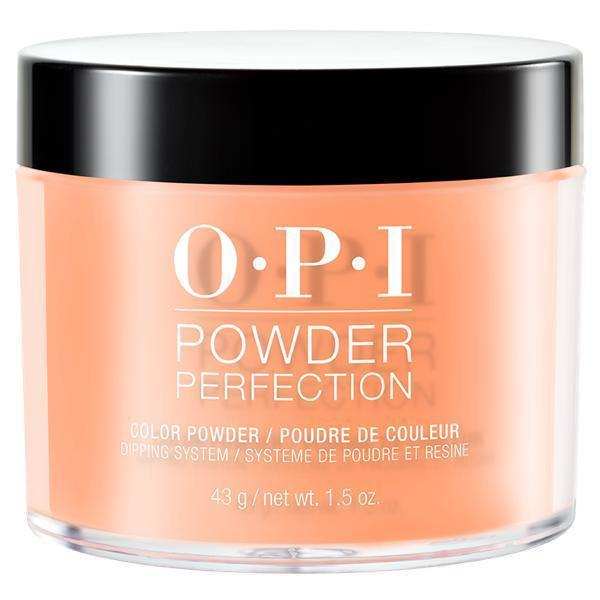 OPI Powder Perfection Crawfishin' For A Compliment #DPN58-Powder Nail Color-Universal Nail Supplies