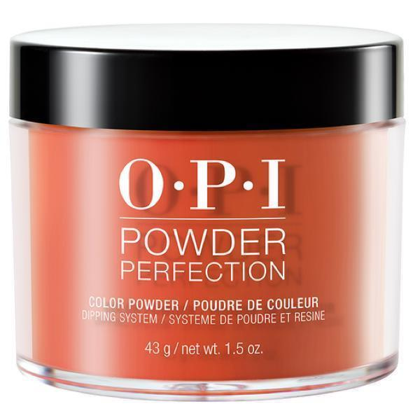 OPI Powder Perfection It's A Piazza Cake #DPV26-Powder Nail Color-Universal Nail Supplies