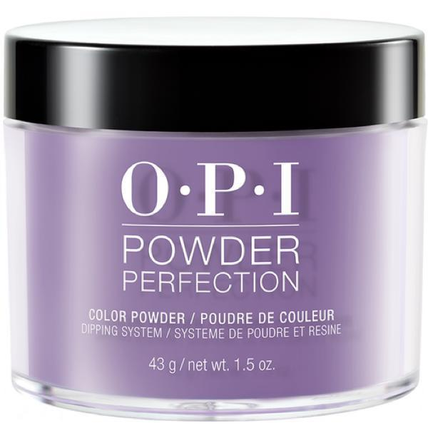 OPI Powder Perfection One Heckla of A Color #DPI62-Powder Nail Color-Universal Nail Supplies