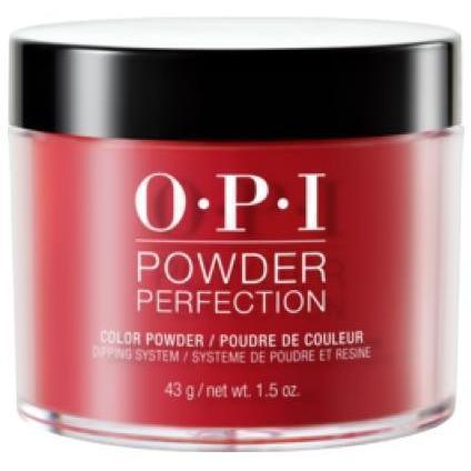 OPI Powder Perfection The Thrill of Brazil #DPA16-Powder Nail Color-Universal Nail Supplies